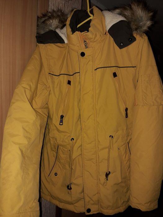 Мужская зимняя куртка удлиненная Киев - изображение 1