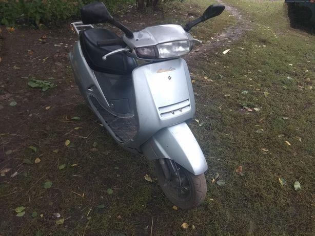"Продам скутер ""Lead Honda"""