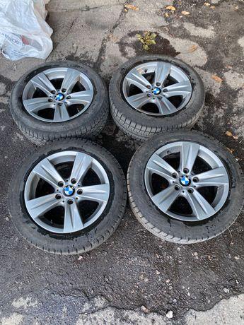 Диски BMW r16 5х120 с резиной