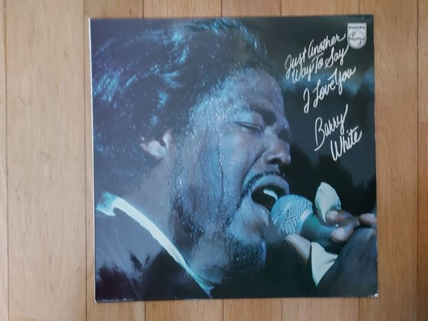 Barry White, Just Another Way To Say I Love, Neth, Philips, 1975, bdb+