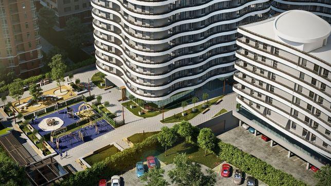 1 комнатная квартира 26.69 м² (890 $)