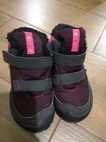 Ботинки Quechua 30р