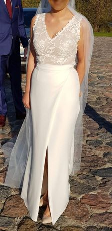 Suknia ślubna Violi Piekut rozm.36
