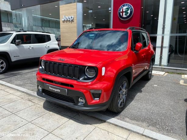 Jeep Renegade 1.6 MJD Limited S DCT