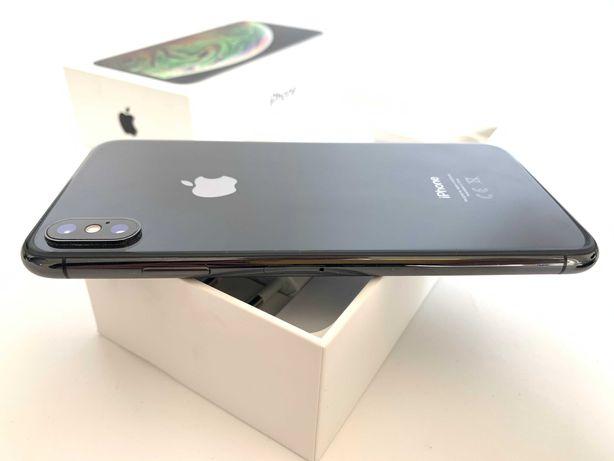 iPhone Xs Max 256 GB space gray ,stan idealny, oryginalny zestaw