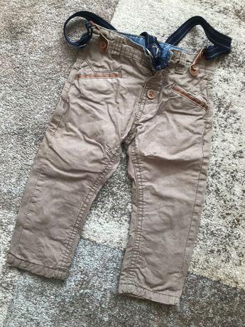 Spodnie chłopięce  tape a l'oeil