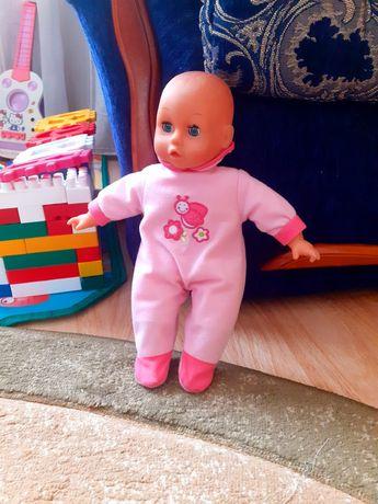 Кукла-пупс говорящая на румынском языке