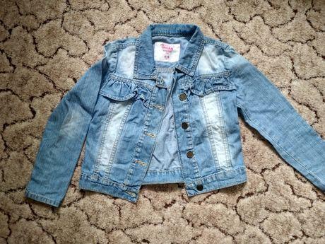 Джинсовая куртка Gloria Jean's