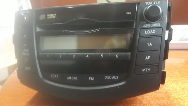 Автомагнитола для Toyota Rav 4 2006-12, 86120-42280