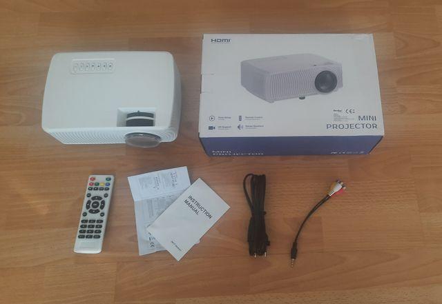 Rzutnik projektor Full HD 130 WiFi Led HDMI 1920x1080 Dexxer RD-816