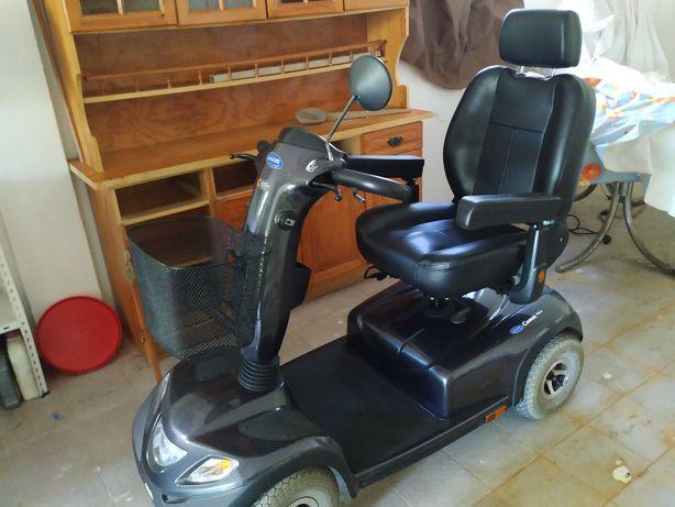 Cadeira eléctrica scooter Comet