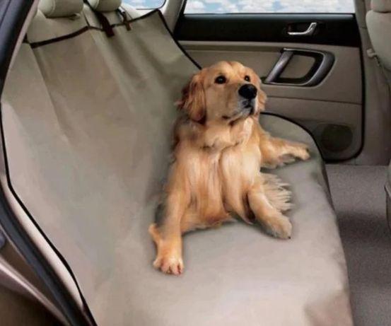 Защитный коврик в машину для собак PetZoom, коврик для животных в авто