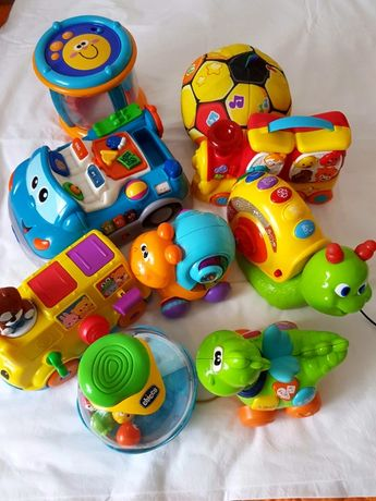 Brinquedos Chicco / Fisher Price