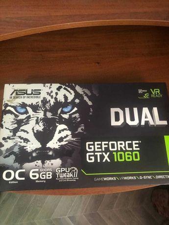 Видеокарта ASUS GTX 1060 6GB