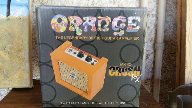 Orange Micro Crush PiX 3 Watt 9-Volt