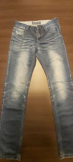Spodnie męskie, Jeansy 27