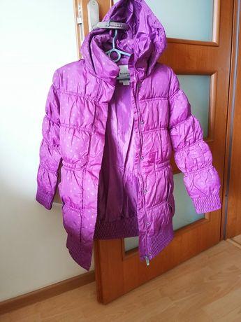 Kurtka zimowa dla dziewczynki Reserved 152