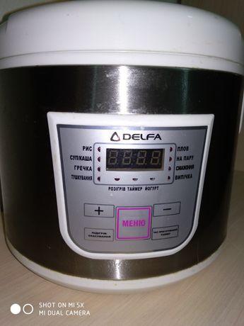 Мультиварка DELFA DMC-02 Под