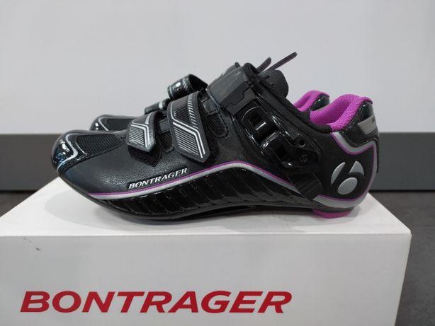 Buty szosowe Bontrager DLX Women's ,rozmiar EU38/US6.5/24.3cm