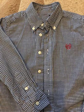 Рубашки на 5-7 лет сорочка