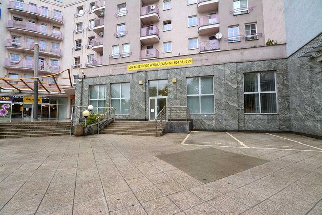 Wynajmę lokal centrum Szczecin