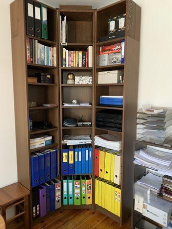 Regał biblioteczka półki
