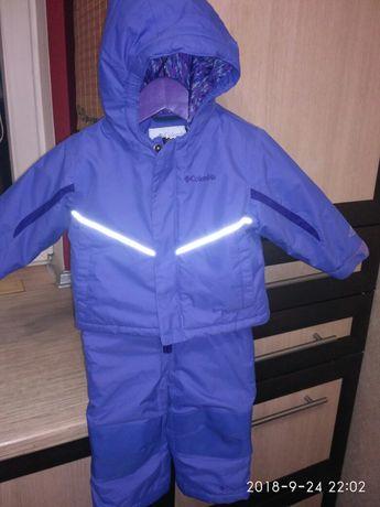 Columbia 12-18 месяцев, демисезон, курточка и комбинезон, Коламбия