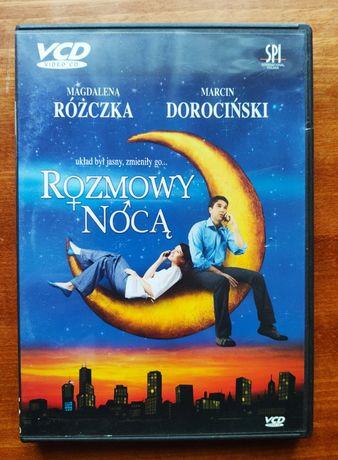 Film video cd Rozmowy nocą Marcin Dorociński Magdalena Różdżka