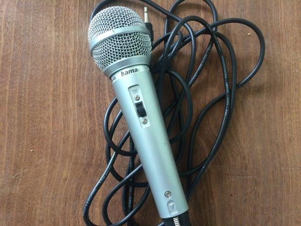 Новый микрофон Hama DM-40