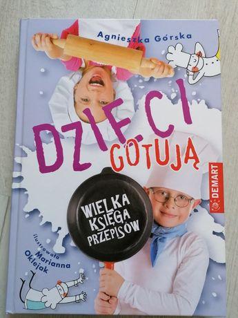 Dzieci gotują Agnieszka Górska