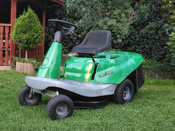 Toro Verts Loisirs/Briggs&Stratton 12,5km/automat/traktorek kosiarka