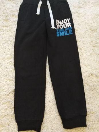 Утеплённые спортивные брюки, штаны