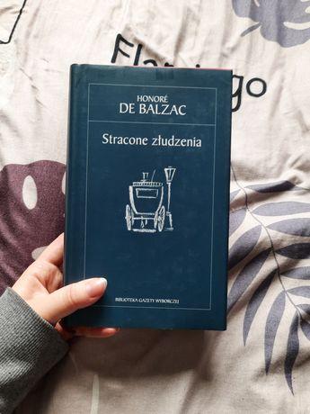 Stracone złudzenia- Honore de Balzac - Biblioteka gazety wyborczej