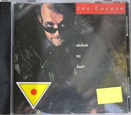 "Cd Musical ""Joe Cocker - Unchain my Heart"""