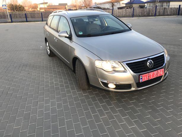 VW passat b6 univesal 2,0 бензин 2006 року