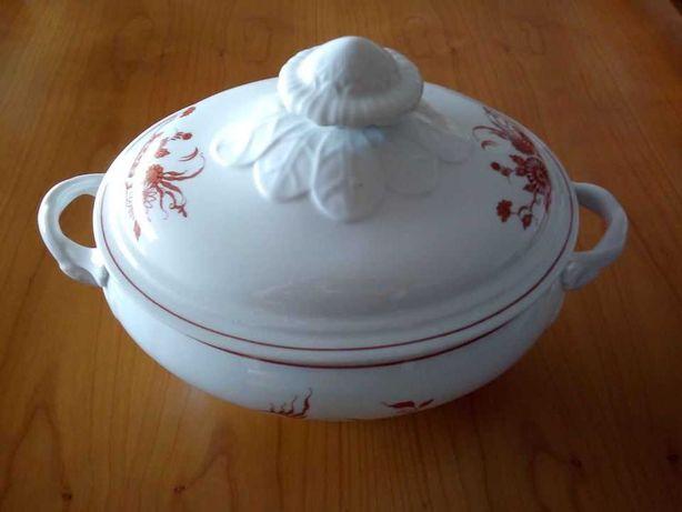 Terrina grande, em porcelana Navional - Vista Alegre - Decor EVA