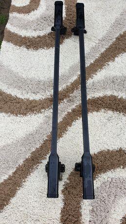 Bagażnik dachowy, relingi BMW E60