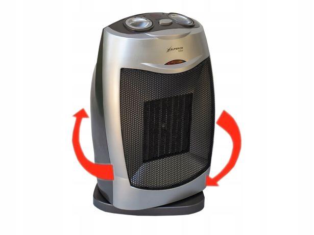 Farelka grzejnik termowentylator ceramiczny obrotowy