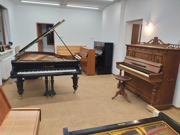 Pianino z darmową dostawą do domu