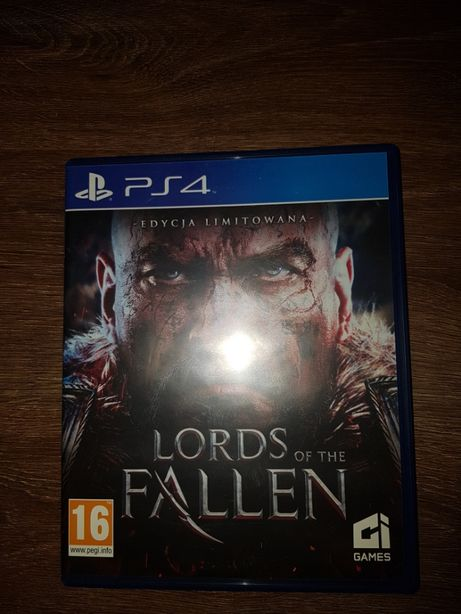 Lord Of The Fallen na PS4