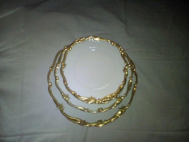Набор тарелок фарфор Германия