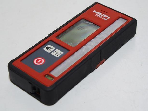 HILTI PRA 38 detektor czujnik laser niwelator pra 20,25,30,35 topcon