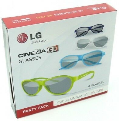 LG glasses 3 D !!!