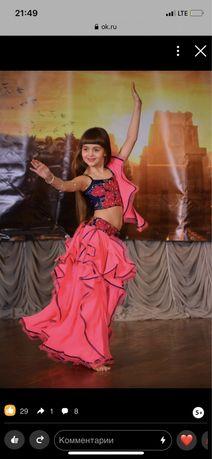 Костюм для восточного танца 7-8 лет ракс