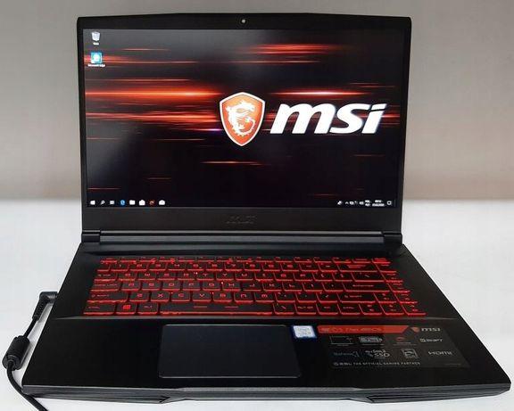 MSI GF 63 8RC(laptop gamingowy)
