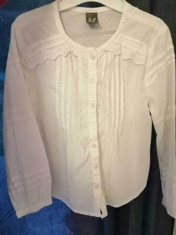 Bluzka koszula Zara 104