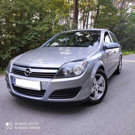 Opel Astra H, 1,6 16v Benzyna, klimatyzacja, tempomat,