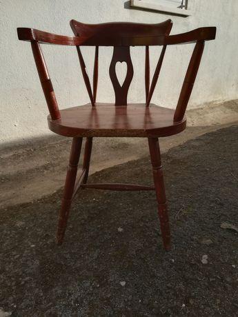 Caldeirão / Cadeira vintage