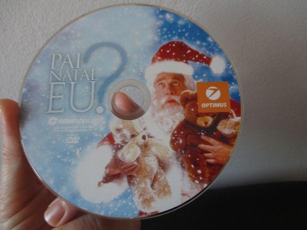 DVD Pai Natal, Eu? - Optimus