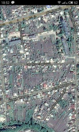 земельный участок в центре города